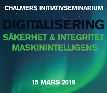 Initiativseminarium om Digitalisering 2018