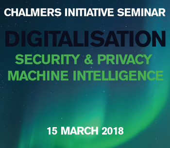 Initiative seminar on Digitalisation 2018