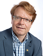 Mats Viberg, First Vice President of Chalmers