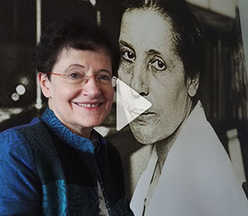 Francoise Combes and Lise Meitner