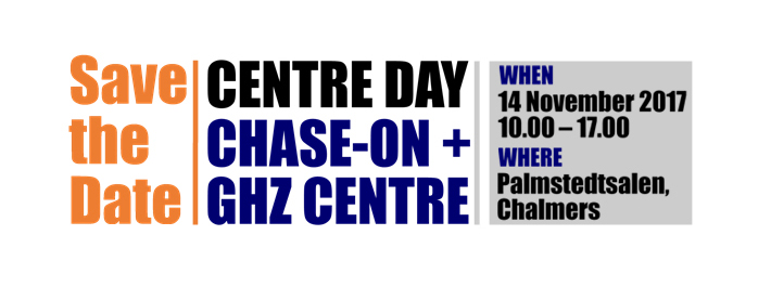 Centre Day Chase-On GHz Centre