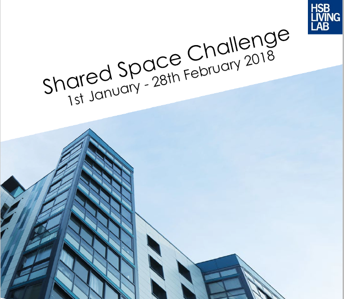 Link to innovation contest Shared Space Challenge