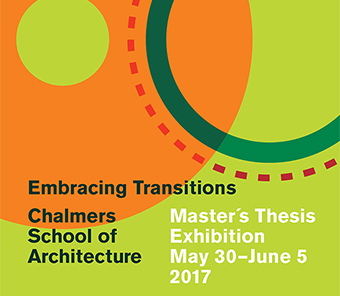 Embracing Transitions Master´s Thesis Exhibition 2017