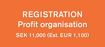Registration for profit organisations