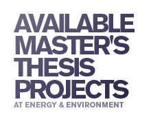 Environmental education masters thesis