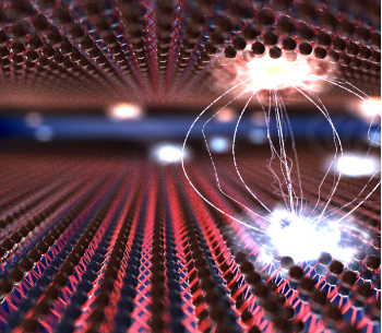 Forskningbild: Interlayer excitons