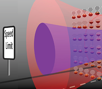 Speedlimits in nanophotonics - illustration