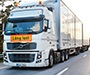 Integrated control of propulsion, braking and steering of heavy vehicle combinations