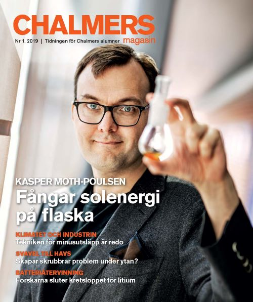 Chalmers magasin nr 1 2019