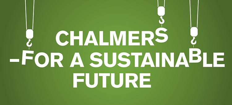 Chalmers for a sustainable future