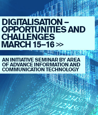Digitalisation ​- Opportunities and Challenges 15-16 march
