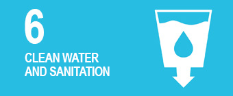 UN global goal 6: Clean water and sanitation