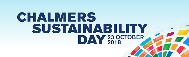 Chalmers Sustainability Day 2018