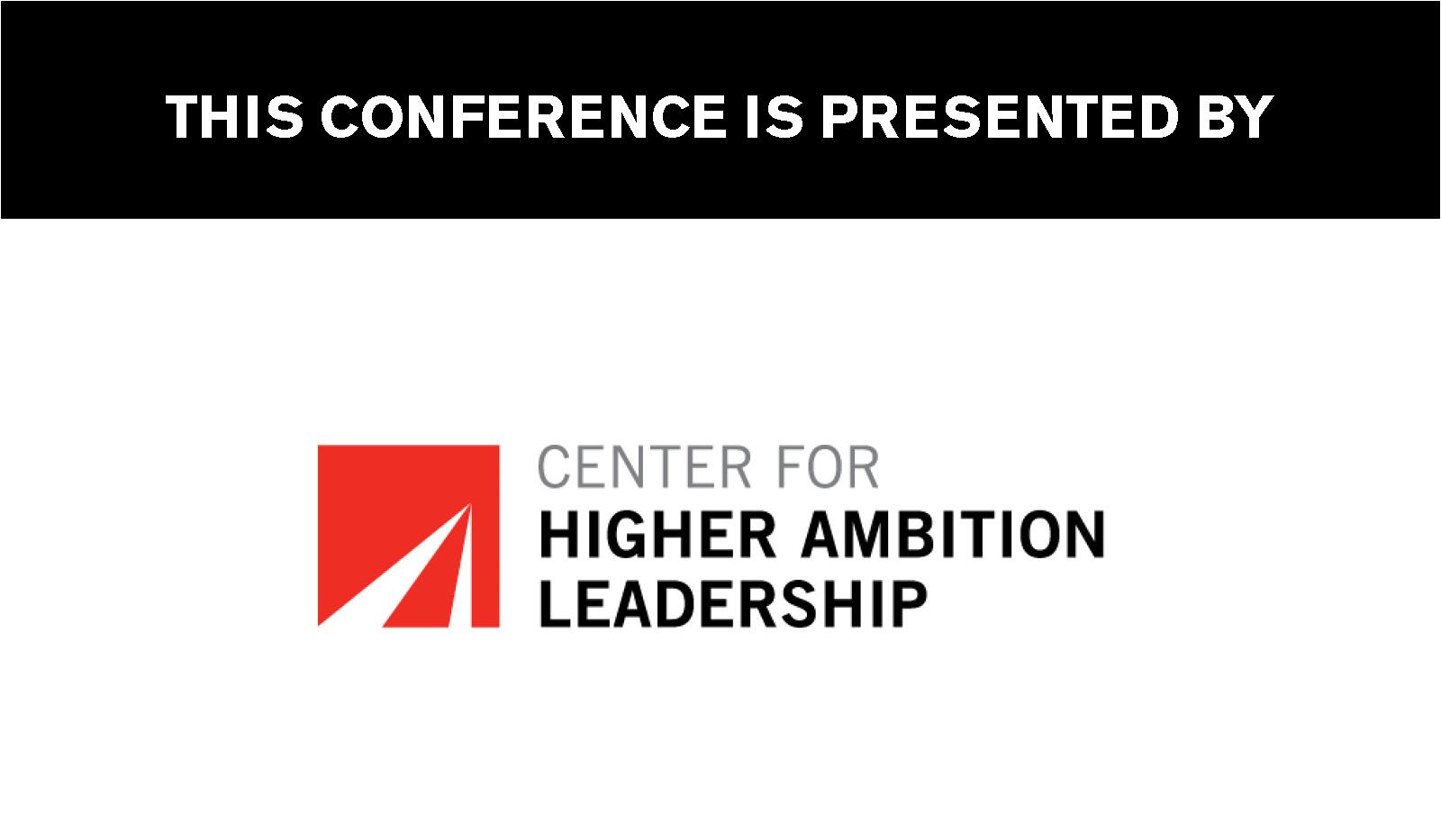 Center for Higher Ambition Leadership Europe