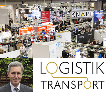 Northern LEAD researchers provide new insights at the Transport and Logistics fair