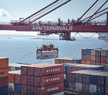 Johan Woxenius: Logistics consequences of the Gothenburg container port conflict