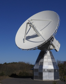 One of the OTT antennas