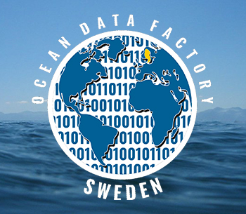 Logotyp Ocean Data Factory