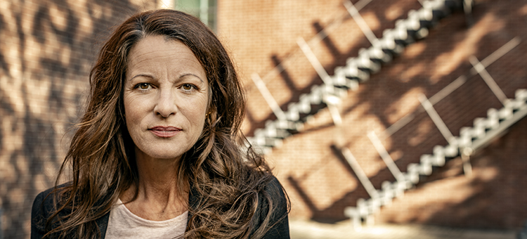 Genie leader Pernilla Wittung Stafshede.