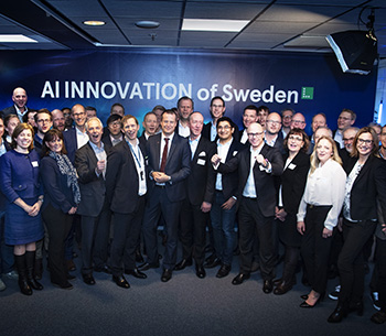 AI Innovation of Sweden launch