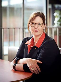 Anna Karlsson-Bengtsson, Vice President of Education and Lifelong Learning at Chalmers