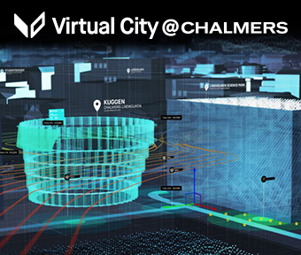Evolving the real city world in a digital twin | Chalmers