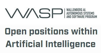 WASP open positions within AI