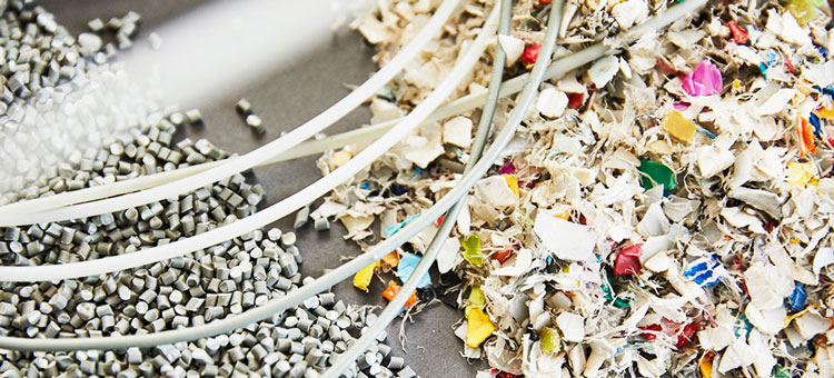 Picture of plastic waste