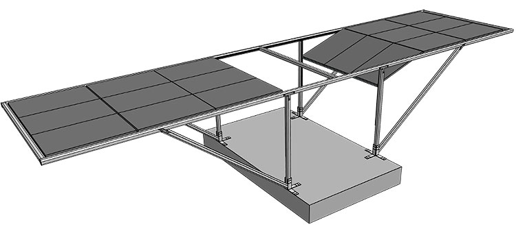 Student project Solar Wharf Garage