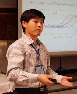 Photo Professor Fuqing Zhang