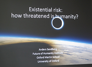 Screen Existential risk
