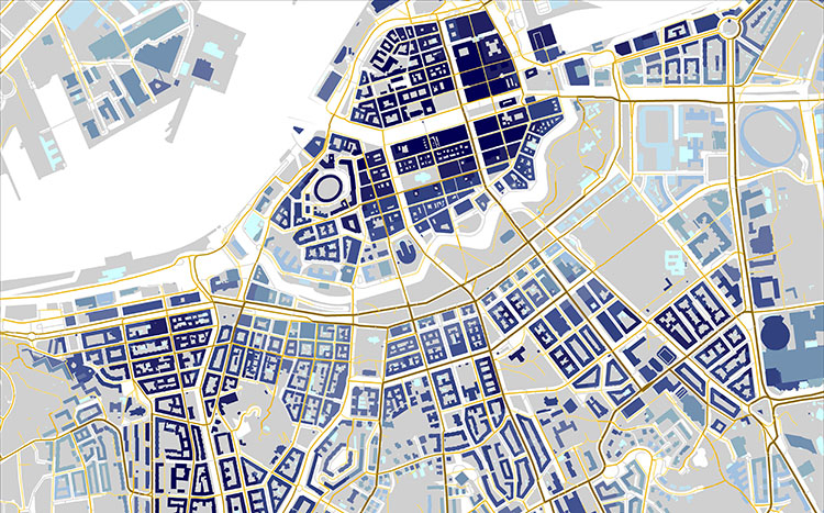Map Gothenburg