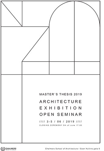 Master S Thesis 2019 Chalmers School Of Architecture