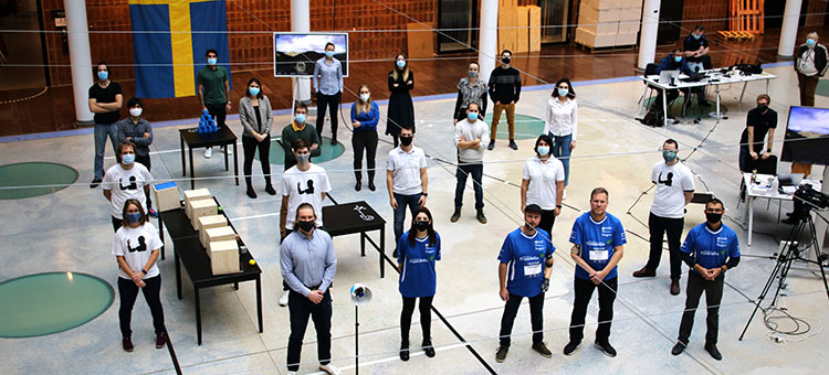 Cybathlon 2020 at Chalmers