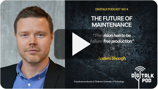 Digitalk podcast the future of maintenance