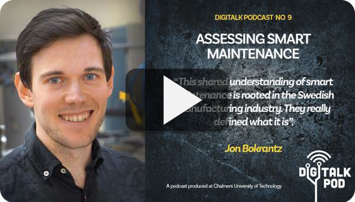 Digitalk podcast assessing smart maintenance