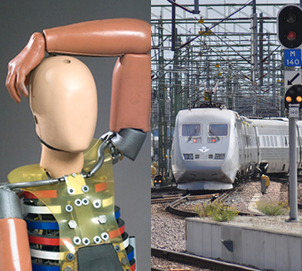 Split image, dummy and train