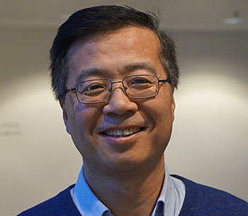 Picture of Johan Liu.