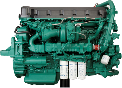 Cell A - A Volvo D13 Heavy Duty sel Engine cell | Chalmers