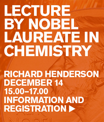 Lecture by Nobel Laureate Doctor Richard Henderson