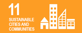 UN global goal 11: Sustainable cities and communities