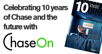 Celebrating 10 years with Chase and the future with ChaseOn