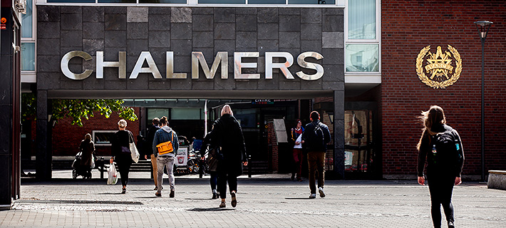 chalmers entrance