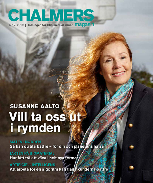 Chalmers magasin nr2 2019